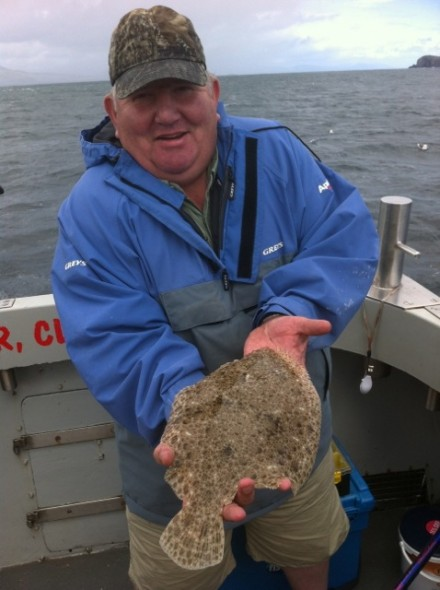 Brendan Murphy with an nice Brill