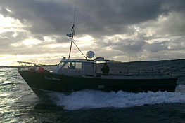 Charter Fishing Clifden : Sea Fishing off the west coast of Connemara