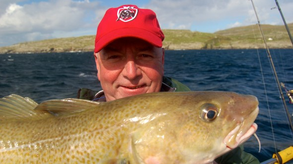 jilles with a nice Cod