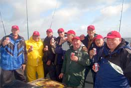 Fishing Reports : Bluewater Charter Fishing, Clifden, Galway, Ireland